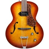 Godin 5th Avenue Kingpin P90 Cognac Burst_