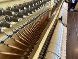 Yamaha P2 piano snaren