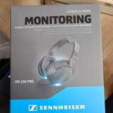 Sennheiser HD 200 Pro Hoofdtelefoon_