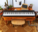 Roland FP-30X zwarte digitale piano_