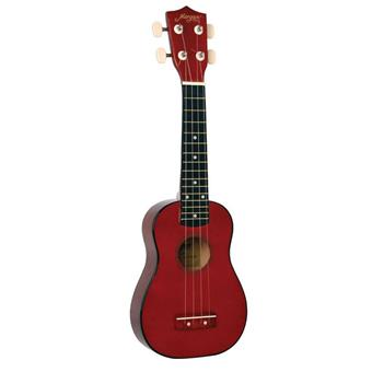 Morgan Guitars UK-S100 Metallic Red