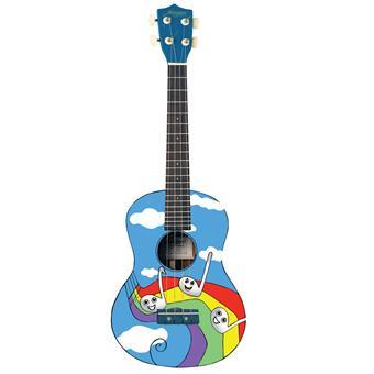 Morgan Guitars UK-S100 Rainbow