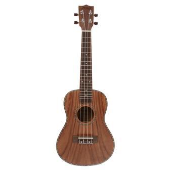 Morgan Guitars UK-C500 Natural Koa