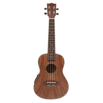Morgan Guitars UK-T500E Natural Koa