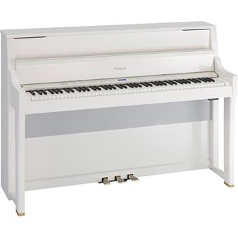 Roland LX-15e PW Digital Piano Polished White