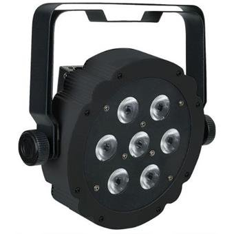 Showtec Compact PAR 7 Tri (Black Housing)