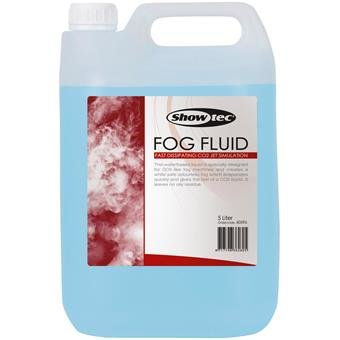 Showtec Fog Fluid Fast Dissipating