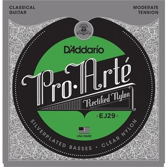 D'Addario EJ29 Classic Guitar Strings Moderate Tension