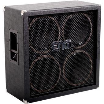 Engl 4x12 Black PRO Straight E412 VGB