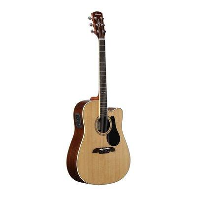 Alvarez AD70CE Akoestische gitaar