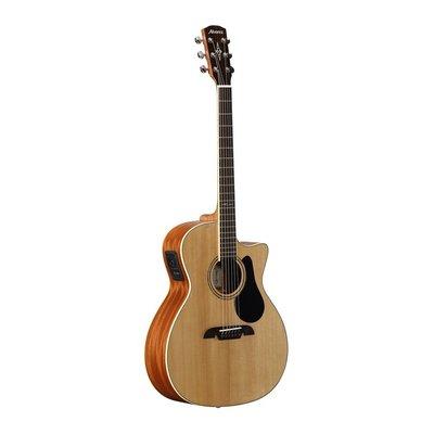 Alvarez AG60CE Akoestische gitaar