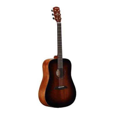 Alvarez MDA66SHB Akoestische gitaar Shadowburst