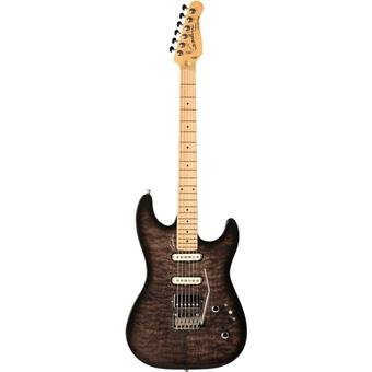 Godin Performance Progression Boutique USB MF Trans Quilted
