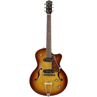 Godin 5th Avenue Kingpin CW2 Cognacburst