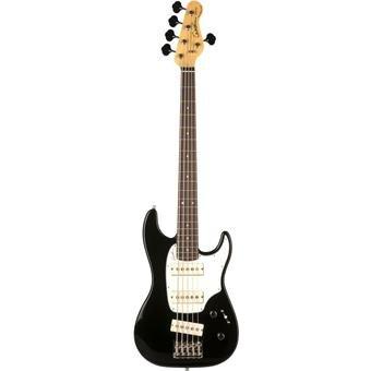 Godin Performance Shifter 5 Bass RF Black High Gloss