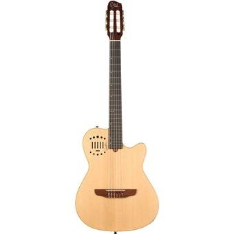 Godin Multiac Nylon Duet Ambiance Natural High Gloss