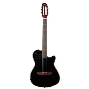 Godin ACS SA Slim Nylon Black Pearl High Gloss