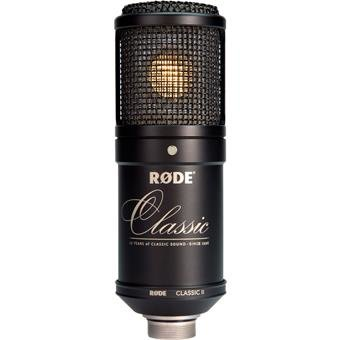 Rode Classic II Limited Edition