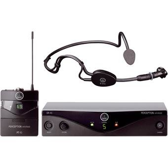 AKG PW45 Perception Wireless Sports Set Band A