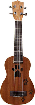 CLX Calista 21 DL footprint sopraan ukelele