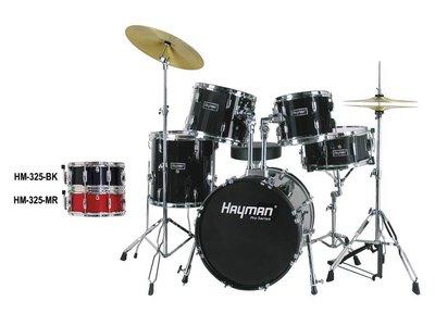 Hayman HM-325-BK