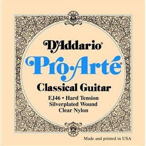 D'Addario EJ46 Hard Tension Pro Arte Classical Guitar Strings