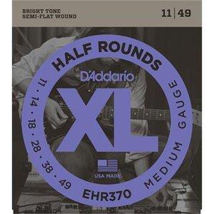 D'Addario EHR370 Half Rounds Medium