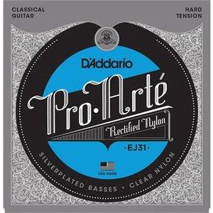 D'Addario EJ31 Classic Guitar Strings Hard Tension