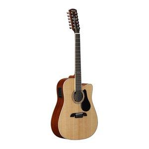 Alvarez AD60-12CE 12-Snarige akoestische gitaar