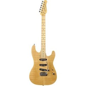 Godin Passion RG3 Maple Fingerboard Spruce Natural Flame
