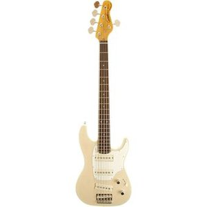 Godin Performance Shifter 5 Bass RF Trans Cream High Gloss