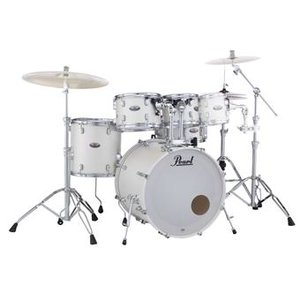 Pearl DMP905/C229 Decade Maple Series White Satin Pearl