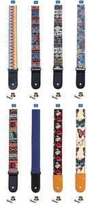 CLX Ukelele print strap
