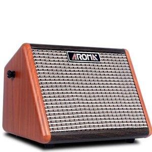 AmorA AG-15a compacte gitaarversterker op batterij