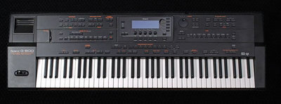Roland G-800 Arranger Keyboard Workstation