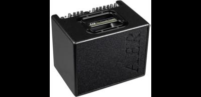 AER Compact 60/4 akoestische gitaar combo versterker met zang microfoon aansluiting