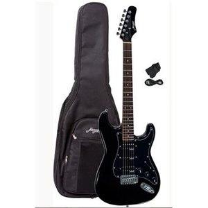Morgan Guitars GPST271 Black HSH