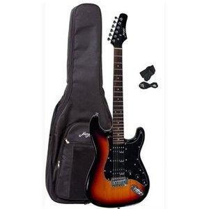 Morgan Guitars GPST271 sunburst HSH