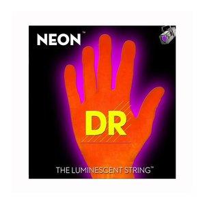 DR NEON Orange elektrische gitaarsnaren